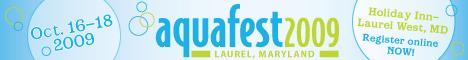 Aquafest 2009 Banner
